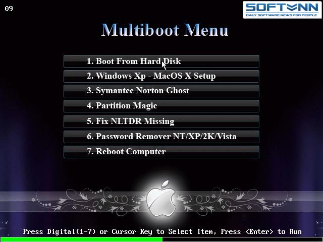 Windows Xp Multiboot Mac OS