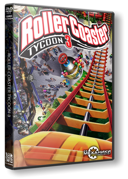 RollerCoaster Tycoon 3 - Platinum [R.G. Mechanics]